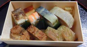 箱寿司・押しずし